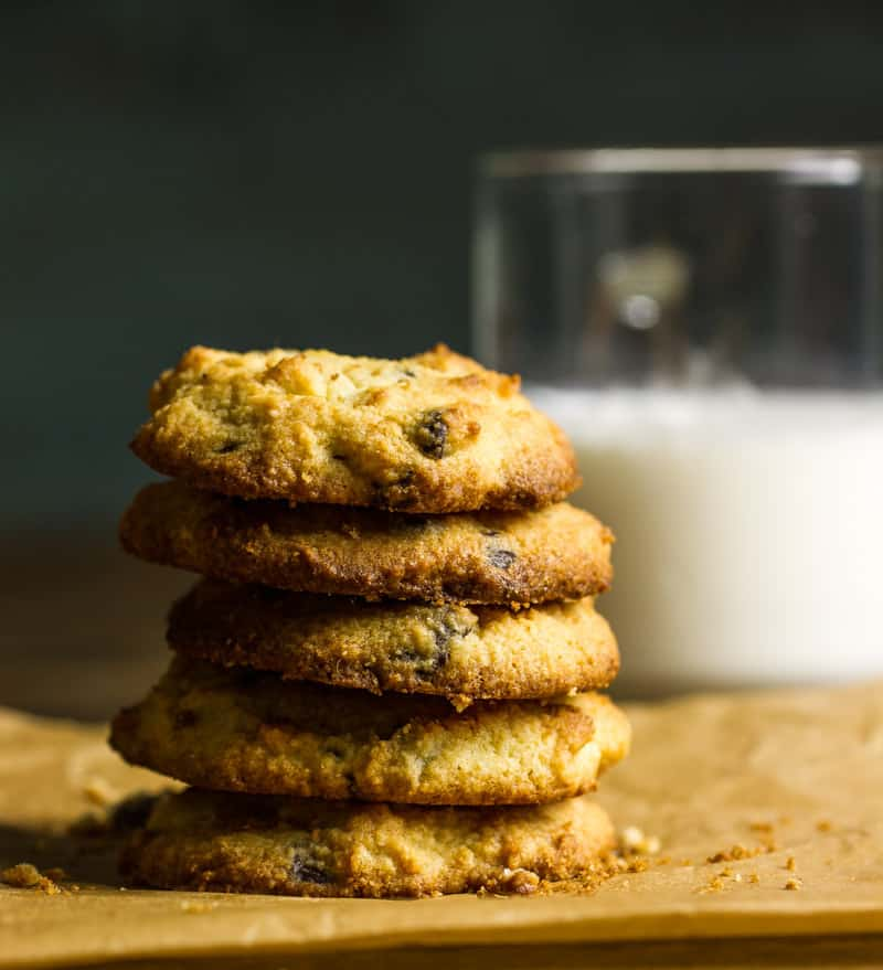 Keto Chocolate Chip Cookies by TheWickedNoodle