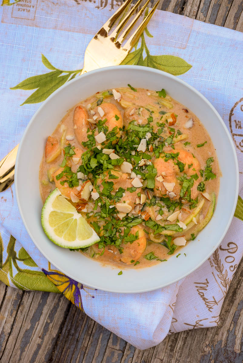 thai-almond-shrimp-curry
