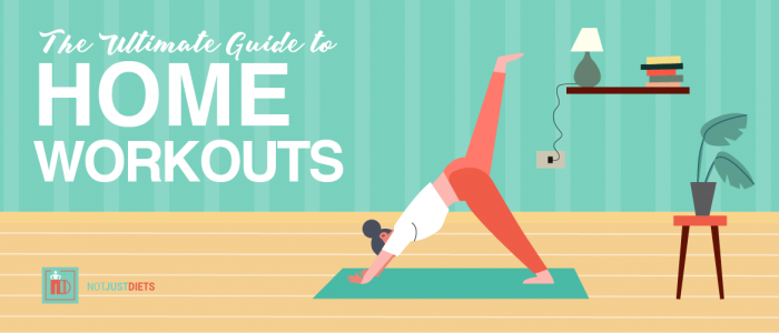 The Ultimate Guide to Home Workouts: How to Get Off the Couch & Start Losing Weight Today! [Bonus: Easy Beginner Workout Plan Included]